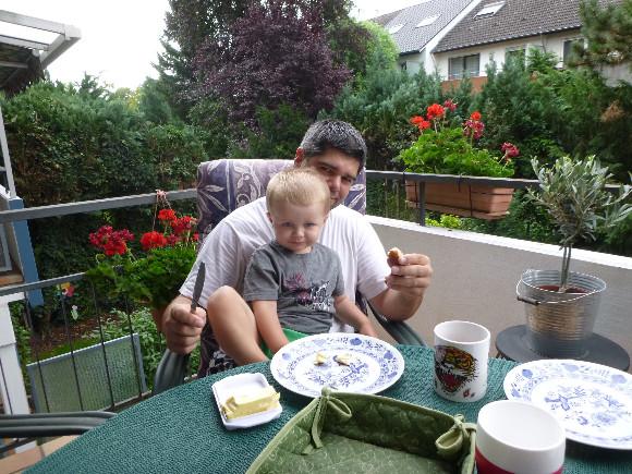 Úvodní den rodinného vegetu