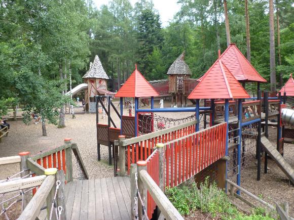 Kurpfalz-Park, aneb zpátky klukem
