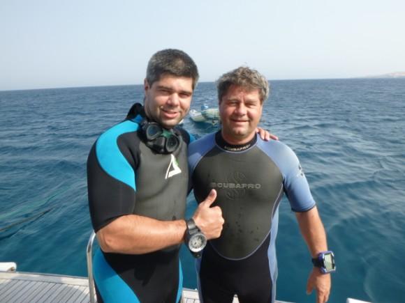 Den potápěče