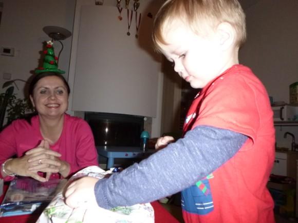 Třetí Vánoce s Marťou