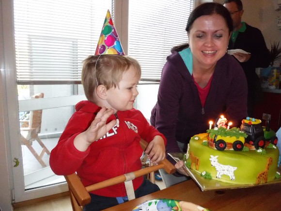 Třikrát třetí narozeniny