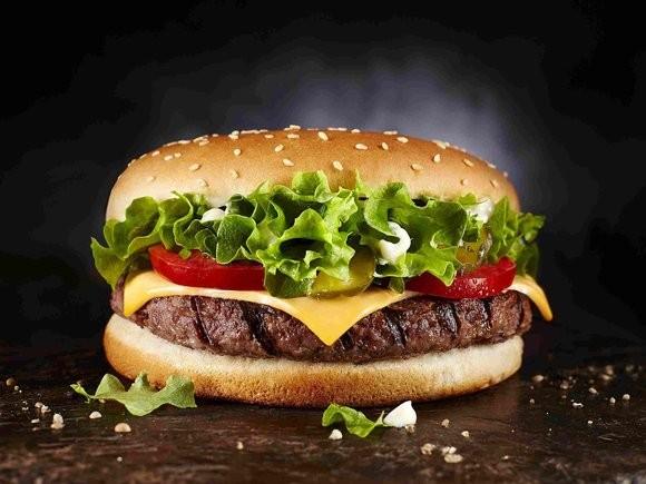 Nejdražší hamburger