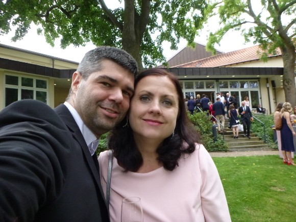 Podpálená svatba